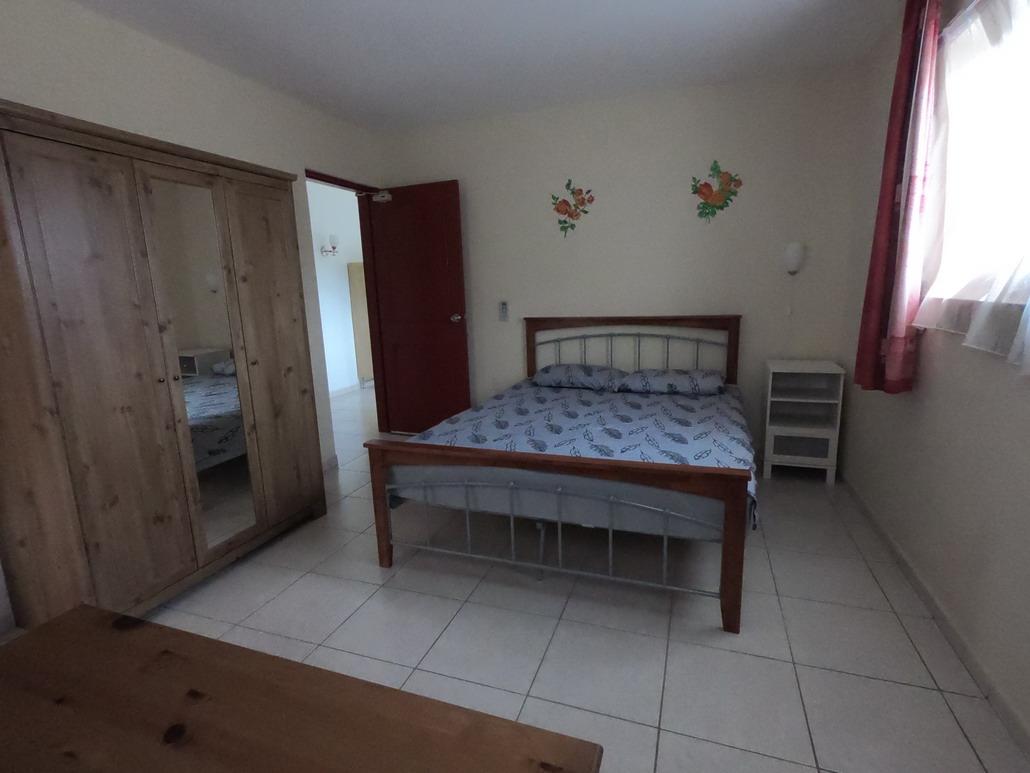 2 persoons appartement, slaapkamer