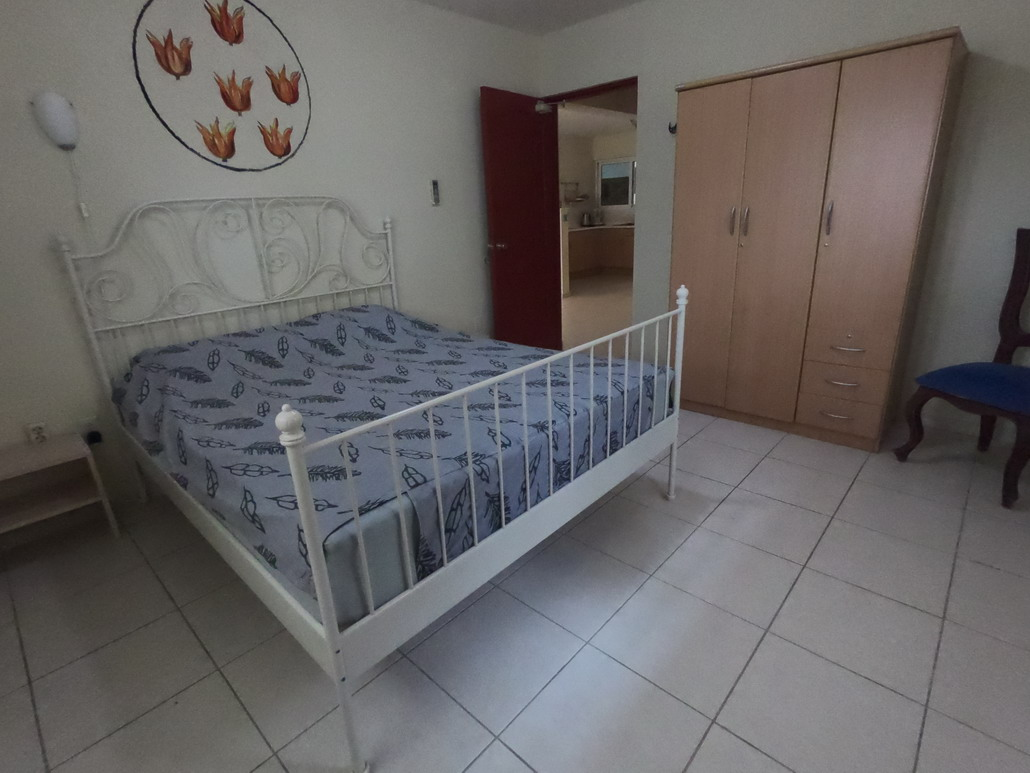 4 persoons appartement, slaapkamer 1