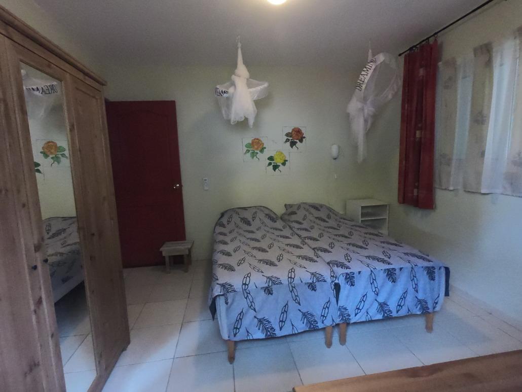 4 persoons appartement, slaapkamer 2